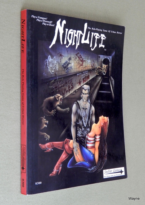 Image for NightLife: The Role-Playing Game of Urban Horror (3rd Edition)