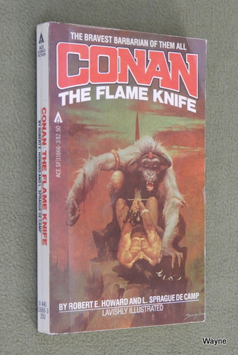Image for Conan: The Flame Knife