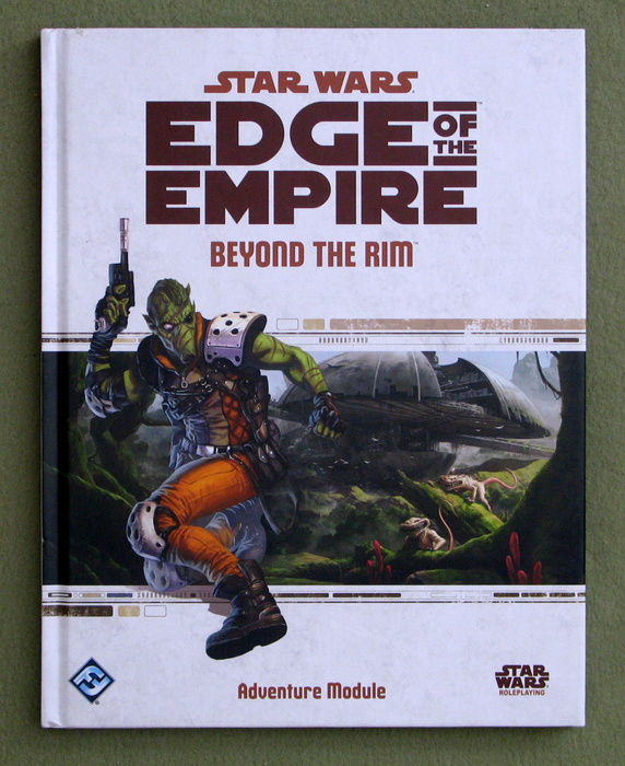Image for Star Wars Edge of the Empire: Beyond the Rim (Star Wars Role Playing Game)