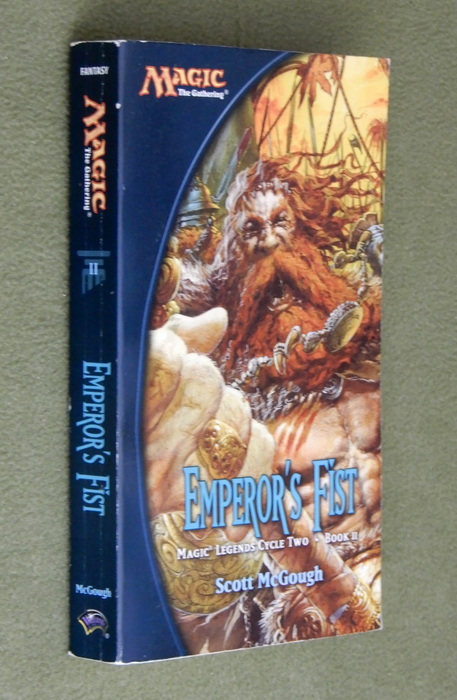Image for Emperor's Fist: Magic Legends Cycle Two, Book II