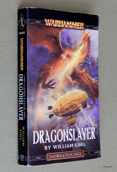 Image for Dragonslayer (Warhammer: Gotrex & Felix)