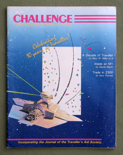 Image for Challenge Magazine, Issue 29