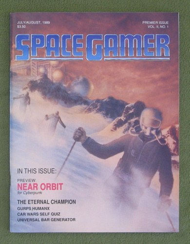 Image for Space Gamer Magazine, Issue 86