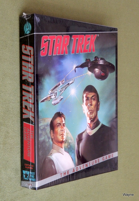 Image for Star Trek - The Adventure Game