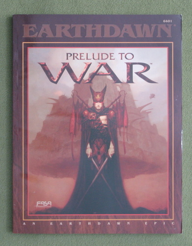 Image for Prelude to War (Earthdawn)
