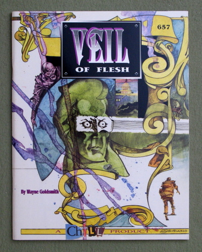 Image for Veil of Flesh (Chill role playing game)