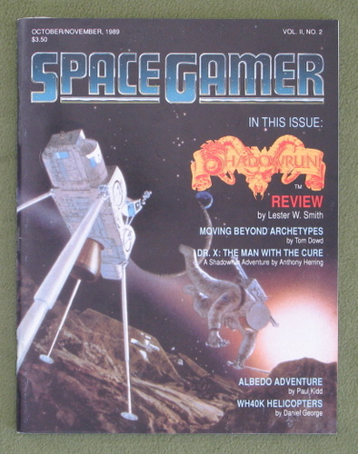 Image for Space Gamer Magazine, Issue 87