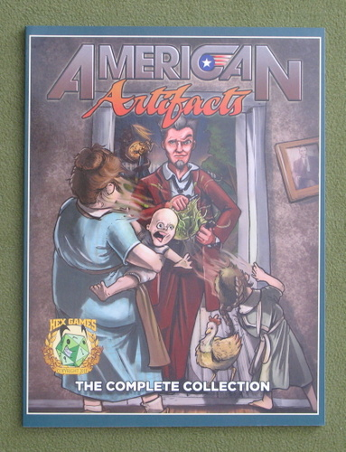 Image for American Artifacts: The Complete Collection (QAGS: Quick Ass Game System)