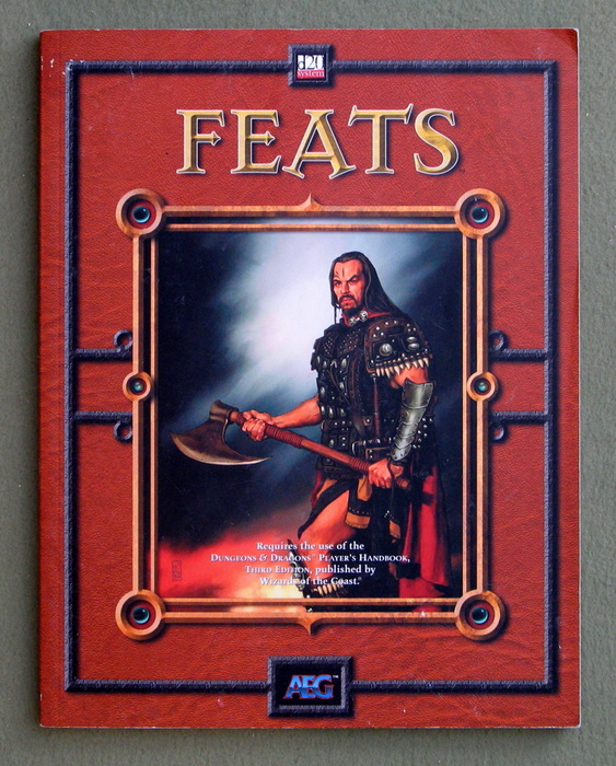 Image for Feats (Dungeons & Dragons D20 System)