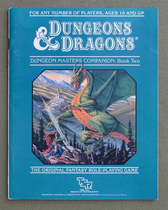 Image for Dungeons & Dragons: Dungeon Masters Companion: Book Two