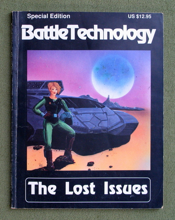 Image for BattleTechnology: The Lost Issues (Special Edition)
