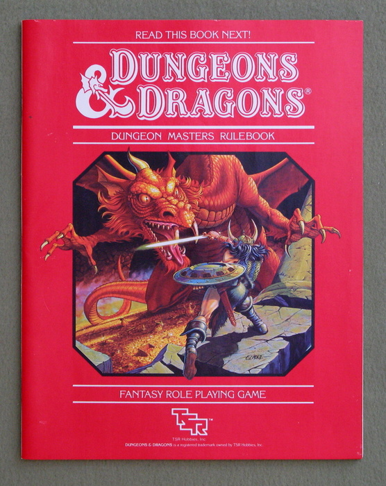 Image for Dungeon Masters Rulebook (Dungeons & Dragons)