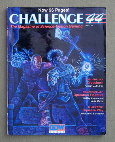 Image for Challenge Magazine, Issue 44