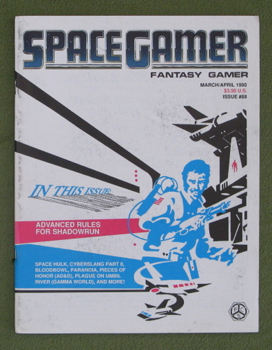 Image for Space Gamer / Fantasy Gamer Magazine, Issue 88