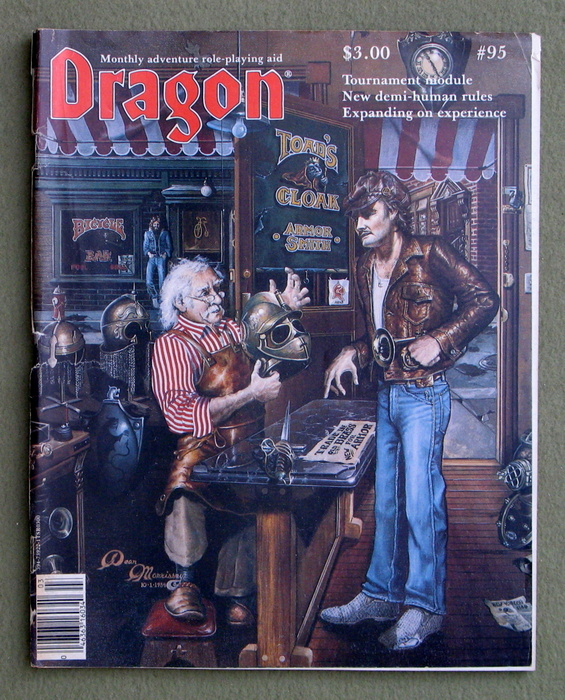 Image for Dragon Magazine, Issue 95 - PLAY COPY