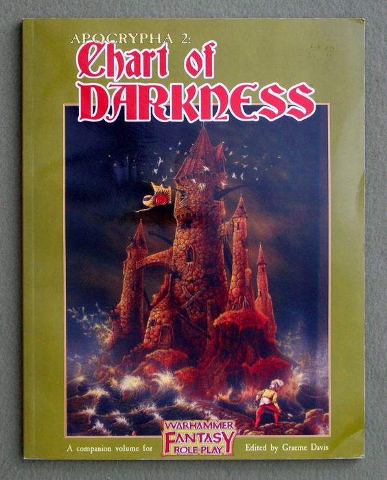Image for Apocrypha 2: Chart of Darkness (Warhammer)