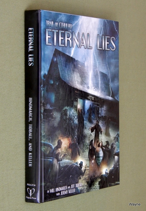 Image for Eternal Lies (Trail of Cthulhu)