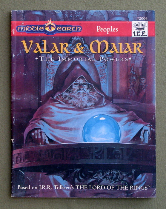 Image for Valar & Maiar: The Immortal Powers (MERP/Middle Earth Role Playing)