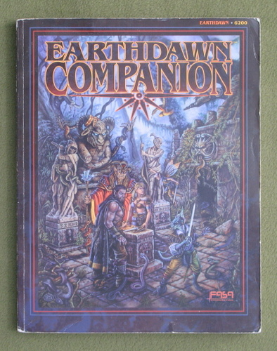 Image for Earthdawn Companion