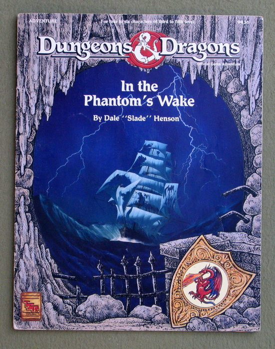 Image for In the Phantom's Wake (Dungeons & Dragons) - MISSING FIGURES