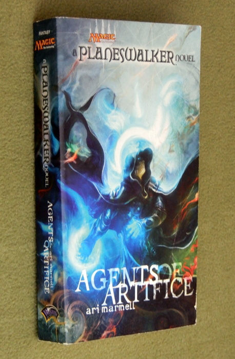 Image for Agents of Artifice: A Planeswalker Novel (Magic: The Gathering)