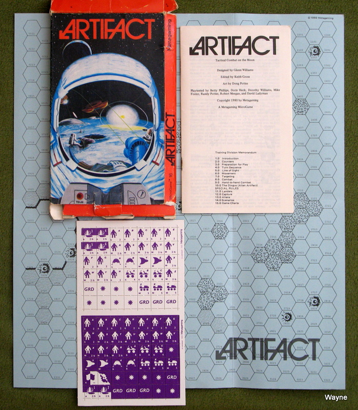 Image for Artifact (MicroGame 16)