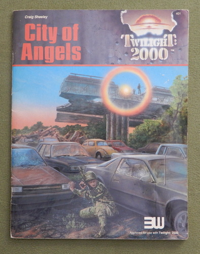 Image for City of Angels (Twilight: 2000 RPG)
