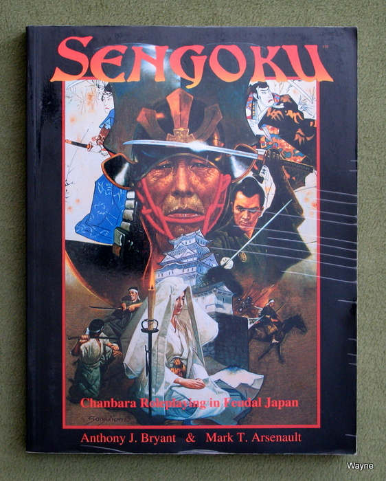 Image for Sengoku: Chanbara Roleplaying in Feudal Japan