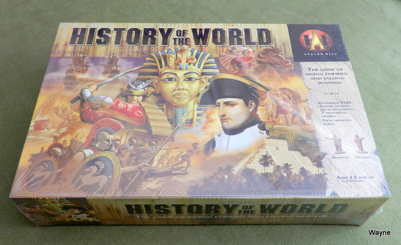Image for History of the World: The Game of Rising Empires and Falling Powers
