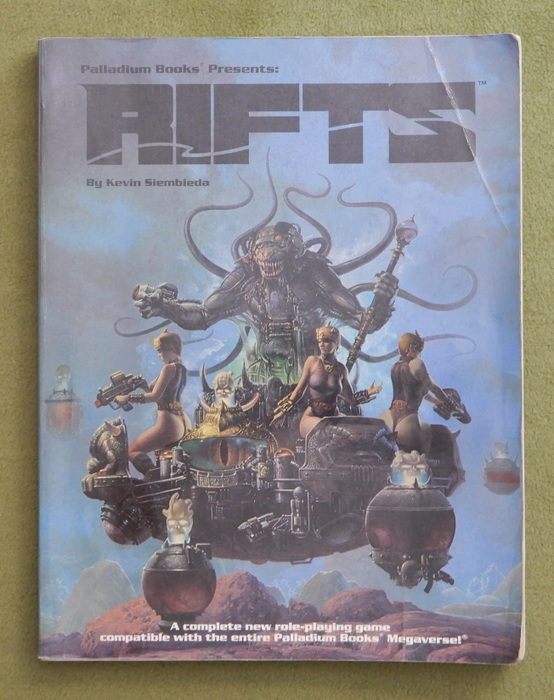 Image for Rifts: Role-Playing Game - PLAY COPY