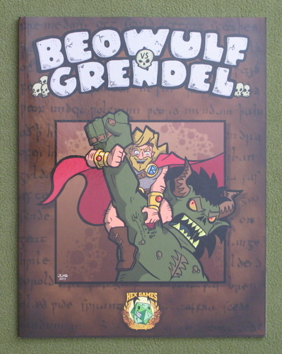 Image for Beowulf vs Grendel (QAGS: Quick Ass Game System)