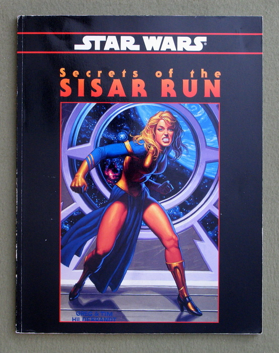 Image for Secrets of the Sisar Run (Star Wars RPG: Shadows of the Empire)