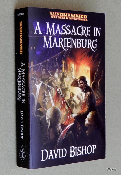Image for A Massacre in Marienburg (Warhammer)