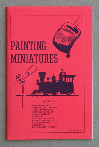 Image for Painting Miniatures
