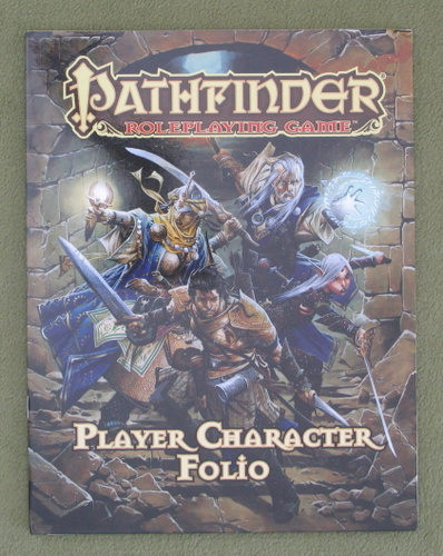 Image for Pathfinder Roleplaying Game Player Character Folio