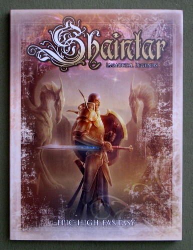 Image for Shaintar: Immortal Legends (Savage Worlds)