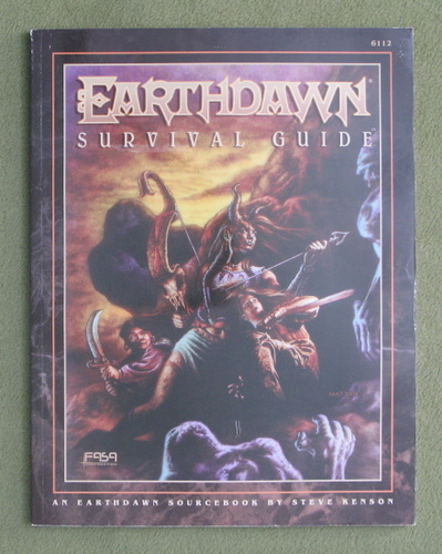 Image for Earthdawn Survival Guide