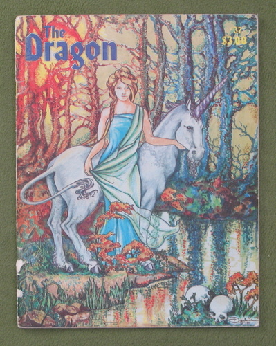 Image for Dragon Magazine, Issue 37