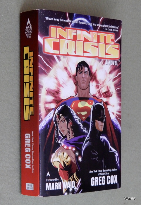 Image for Infinite Crisis: The Novel