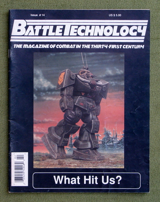 Image for BattleTechnology Magazine, Issue 14 (Battletech)