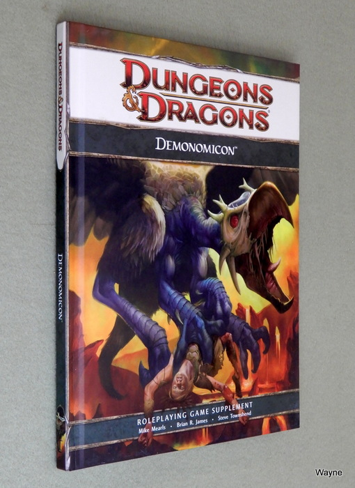 Image for Demonomicon (Dungeons & Dragons, 4th Edition)