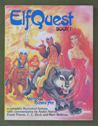 Image for ElfQuest, Book 1