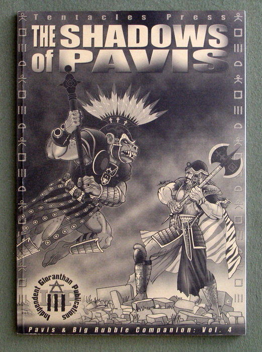 Image for Shadows of Pavis (Glorantha: Pavis and Big Rubble Companion, Vol. 4)