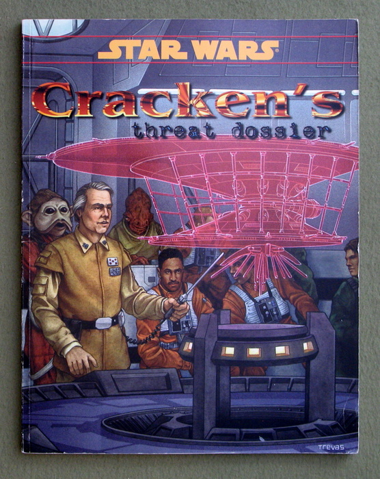 Image for Cracken's Threat Dossier (Star Wars RPG)