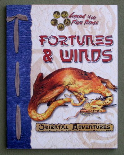 Image for Fortunes & Winds (Oriental Adventures D20: Legend of the Five Rings)
