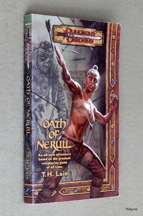 Image for Oath of Nerull (Dungeons & Dragons Novel)