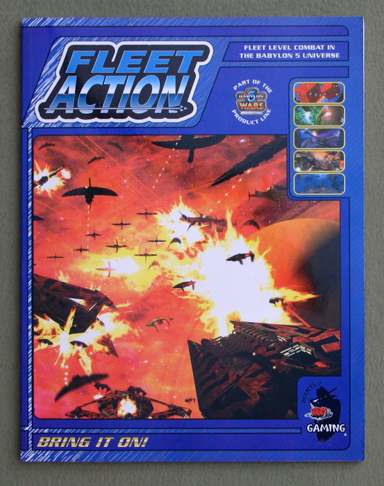 Image for Fleet Action: Bring It On! (Babylon 5 Wars)