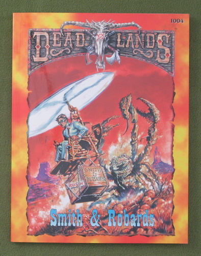 Image for Smith & Robards (Deadlands)