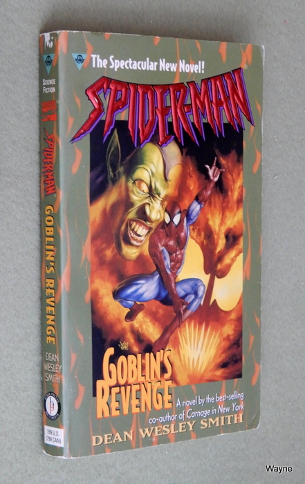 Image for Spider-Man: Goblin's Revenge