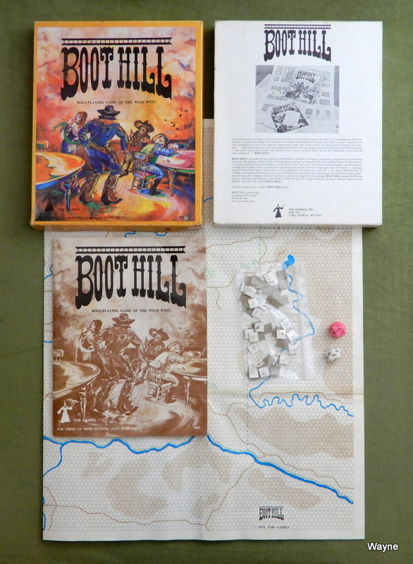 Image for Boot Hill Wild West Role-Playing Game (Second Edition)